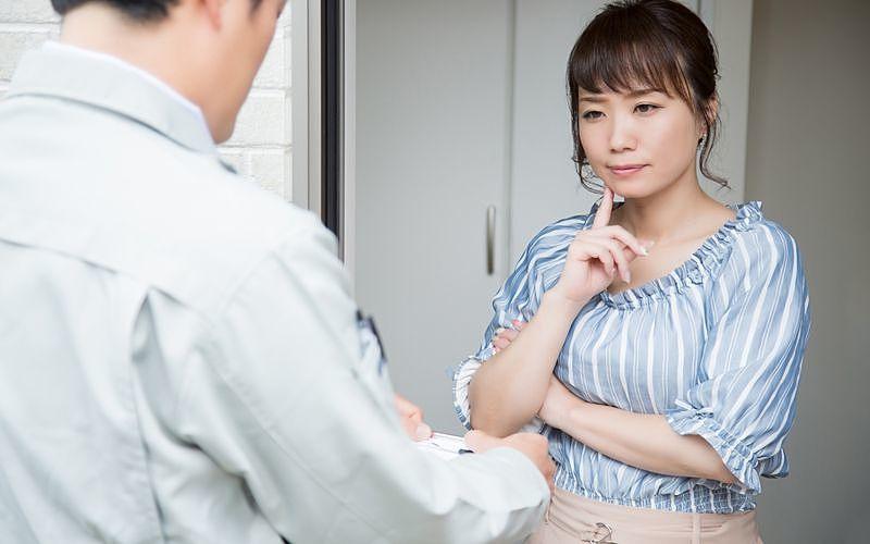 トラブル相談事例1 屋根の無料点検!