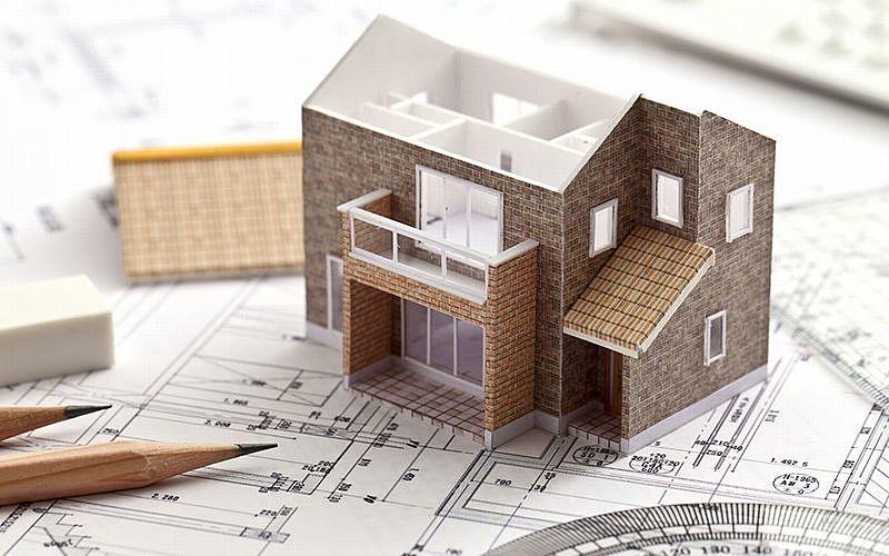 建物の4つの面積、建築面積、延床面積、建物面積、施工面積