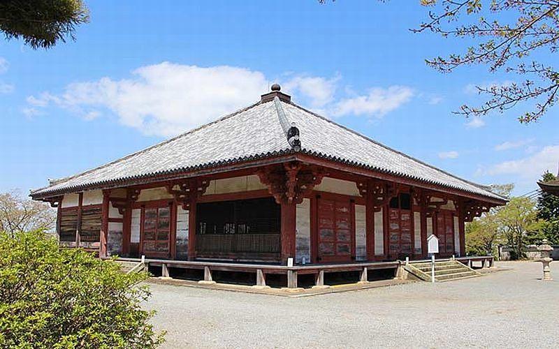 小野市の極楽山「浄土寺」