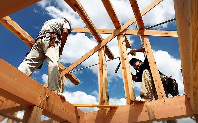 工事中の施工状況が確認できる