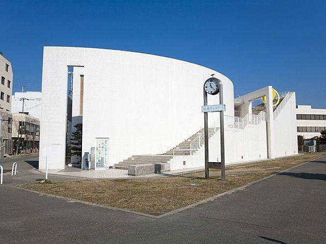 加古川市加古川町良野に建つ『松風ギャラリー』の外観です。