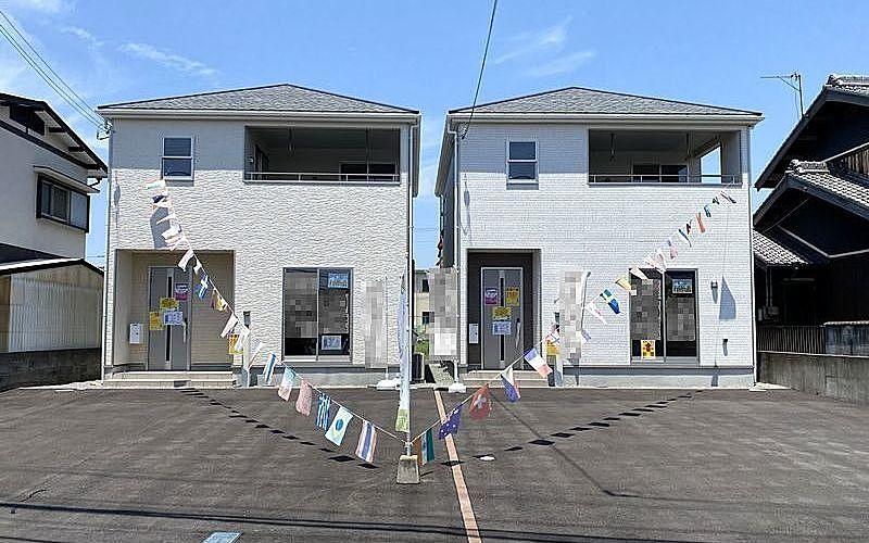 【成約済】仲介手数料が無料になる加古川の新築一戸建て「野口町野口(A)第5」