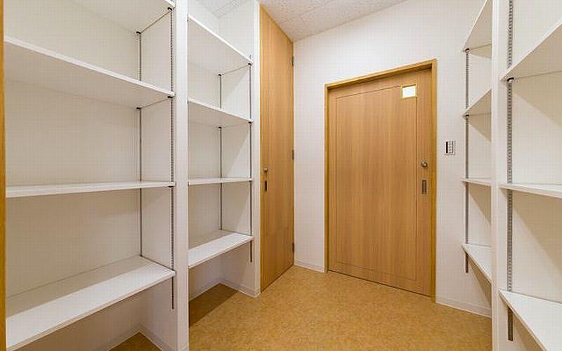納戸、サービスルーム、DENは「居室」ではない