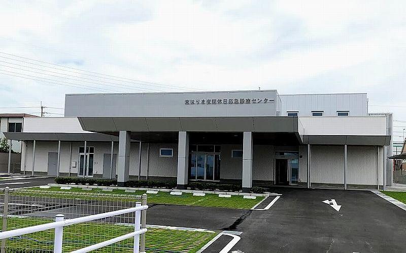 東はりま夜間休日応急診療センターが令和3年11月1日にオープンします!
