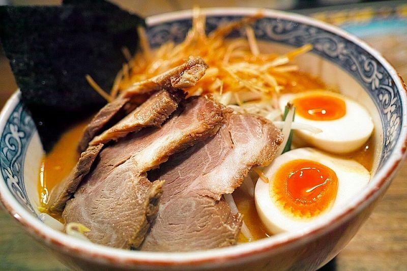 麺料理の代表『ラーメン』の写真